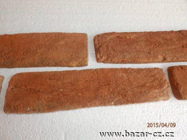 Cihlové pásky bazar